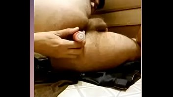 Sexy young and straight turkish guy really loves anal play, then cums in face thumbnail