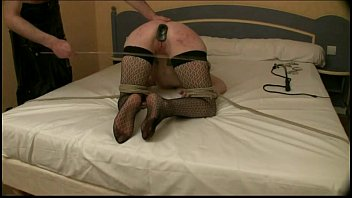 homemade bdsm french libertine soumise sandy fist spanking whipping