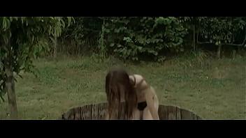 Marcia Sharif lac des morts Vivants 1981