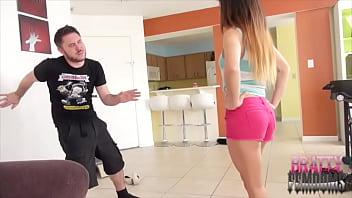 Alexa Divina's Ballbusting Fury with Jason Ninja preview image