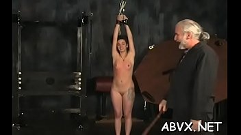 Free amature naked woman - Naked woman extreme slavery at home with horny man