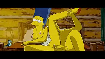 Simpson twins free blowjob video - Simpsons sex video