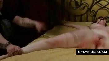 Forced orgasm Bondage