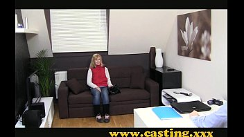 Casting - Odd but seriously hot 10 min