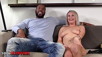 Ho Housewife Almost In Tears While Getting Fucked By Big Black Cock!
