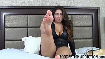 Juelz Venturas Feet
