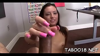 Playsome woman Nikki Lavay's fanny drilled