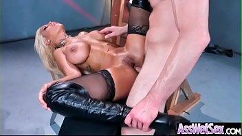 Anal Sex Scene With Hot Big Butt Oiled Girl (Bridgette B) video-10