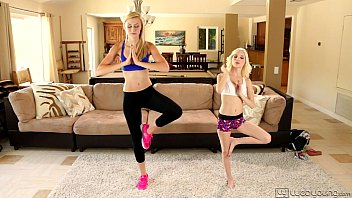 Tips on pussy Lesbian sex after fitness lesson - alexa grace and piper perri