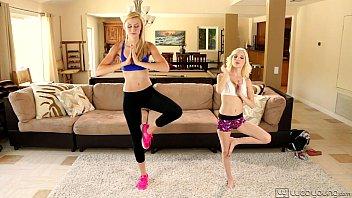 Tiny pic boob lez - Lesbian sex after fitness lesson - alexa grace and piper perri