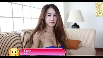 Amateur thai ladyboy video clips Thai tranny gets asshole pushed in a truly tough way