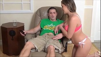 Step Sister is Horny and Wants not Her Step Brother - more at www.MyFapTime.com thumbnail