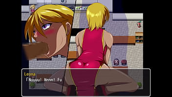 Undercover Agent Sex Adventure Part 4 - Agent Leona