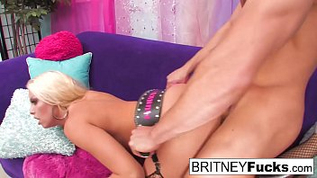 Britney Amber Decides To Try Out Our New Toy and fuck