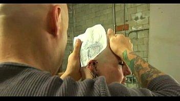 Blackwidow Extreme Head Tattoo - 69VClub.Com