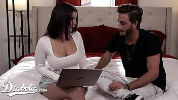 I Got To Fuck My Gorgeous Big Tittied Latina Teacher - Diabolic