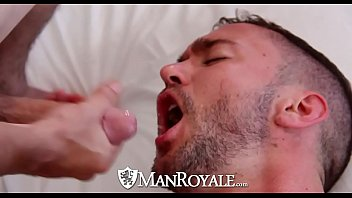 Gays river n s Manroyale newly intimate fuck and facial with kip and colt rivers