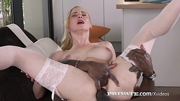 Helena Valentine Debuts 4 Private In Interracial Anal!