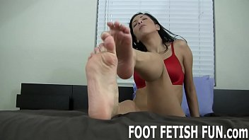 My new pedicure makes my feet look amazing