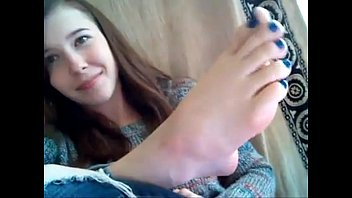 Dag  yo self foot worship