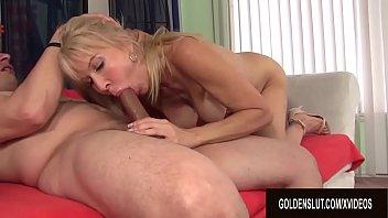 Lauren hays sex vieo Slutty granny erica lauren gets her mature pussy eaten and fucked
