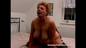 Granny Betty with big tits