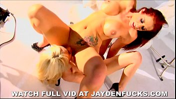 Jayden Jaymes Gives a Hardcore Lesson