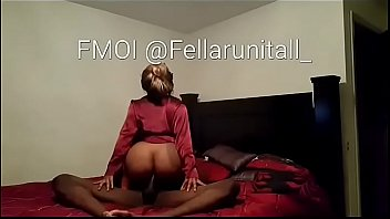 Big ass Ebony Teen cheats on her husband video