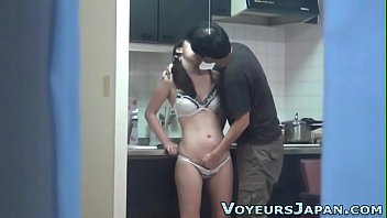 Sings asian kitchen - Asian fucked in kitchen