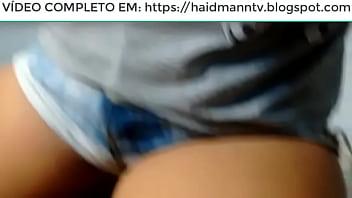 NOVINHA DE SHORTINHO CURTO SOCADO NA BUCETA https://haidmanntv.blogspot.com