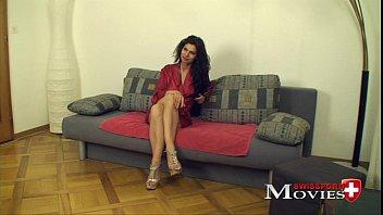 Porn Interview with Swiss Model Moni in Zürich