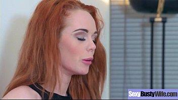 (Cathy Heaven) Hot Big Melon Tits Milf Enjoy Hardcore Bang video-07