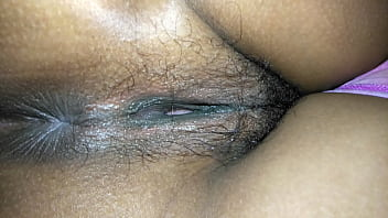 Sleeping Indian girl wet pussy