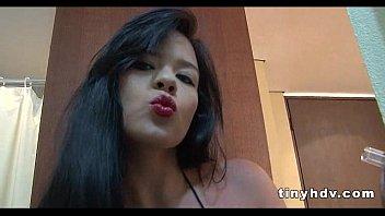 Good Latina teen pussy Daniela Rojas 51