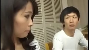 Japanese Asian Mom Cheating with her Young Son thumbnail