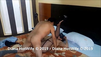 Diana HotWife con Single suscriptor del canal