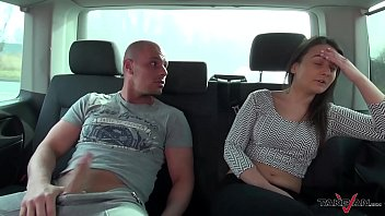 Fucked whore didnt want to leave the car