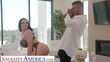 Naughty America - Payton Preslee wants her friend's Husband to photograph her naked... and then fuck her with his big ass cock! 7 min