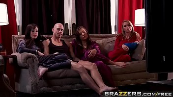 Brazzers - Real Wife Stories -  Slut Wives scene starring Jennifer White, Madison Scott, Nika Noire Thumb