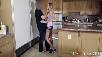 Kitchen Counter BRO SIS sex