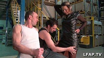 Directrice de 35ans violentee et sodomisee dans l'entrepot image