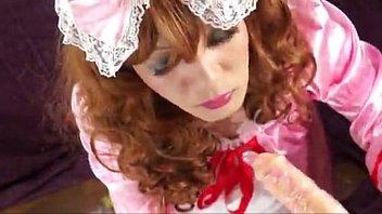 Transvestite love a dildos with cosplay pv