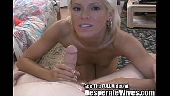 Sexy fit and tan Vikki is sent by her hubby to be trained to be a slut!