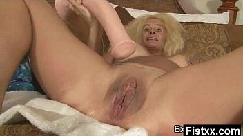 Big granny cunt Wild breasts fisting milf fucked