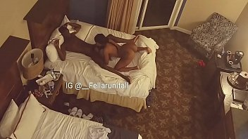 Hot black interracial with younger brother