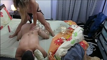 Orgasm With Strapon From Three Different Cameras
