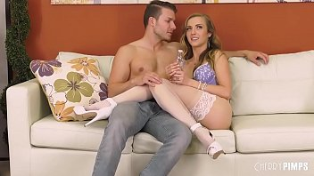 Hardcore Deepthroat Squirting Action With Brunette Karla Kush