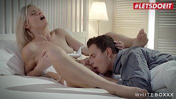 LETSDOEIT - Young Couple Invite For A Hot Threesome Their Latina Friend (Apolonia Lapiedra & Zazie Skymm)