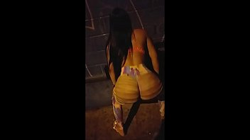 Streetwalkers and Outdoors T-girl young prostitutes