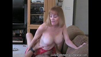 Hot granny bikini - I gave mom a creampie
